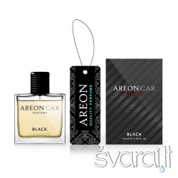 Areon auto oro gaiviklis CAR PERFUME 100ml - Black