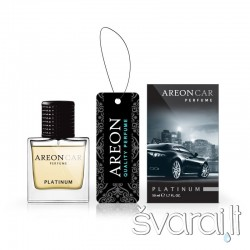 Areon auto oro gaiviklis CAR PERFUME 50ml - Platinum