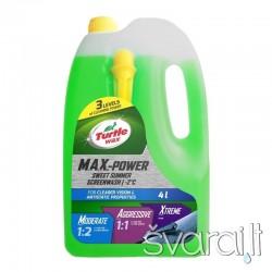 Vasarinis stiklų ploviklis Turtle Wax MaxPower -2°C 4l